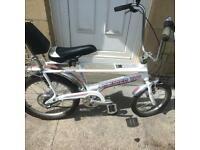 Limited edition England World Cup Raleigh chopper