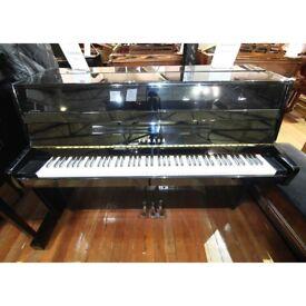 Yamaha C109 Upright Piano Black