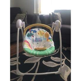 Graco Sweetpeace swing and vibrate chair | in Leeds, West