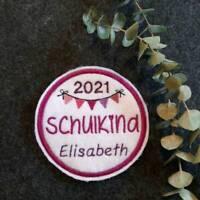 ♡KLETTIE♡SCHULTÜTE♡ZUCKERTÜTE♡BÜCHERTASCHE♡NAME♡handmade♡ergobag♡ Bayern - Würzburg Vorschau