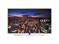 55'' SAMSUNG SMART 4K ULTRA HD 3D LED TV.UE55JU7000. FREEVIEW/FREESAT HD.