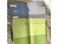 9X Placemats Checked Place mats £15 Washable Non-slip Insulation PVC Weave Table Mats