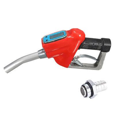 Automatic Pump Nozzle Diesel Fuel Oil Shut Off Dispenser 1 15-75lmin