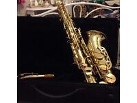 Stagg Alto Saxophone 77 SA