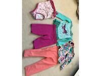 Girls swimsuit bundle age 3-4