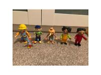 Bob the Builder Figures and Vehicles