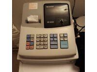 Sharp cash register v.g.c