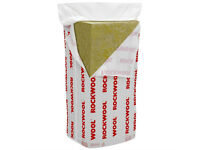 Rockwool RW5 Acoustic Insulation Slabs Loft Insulation Slab 25mm 50mm 75mm 100mm