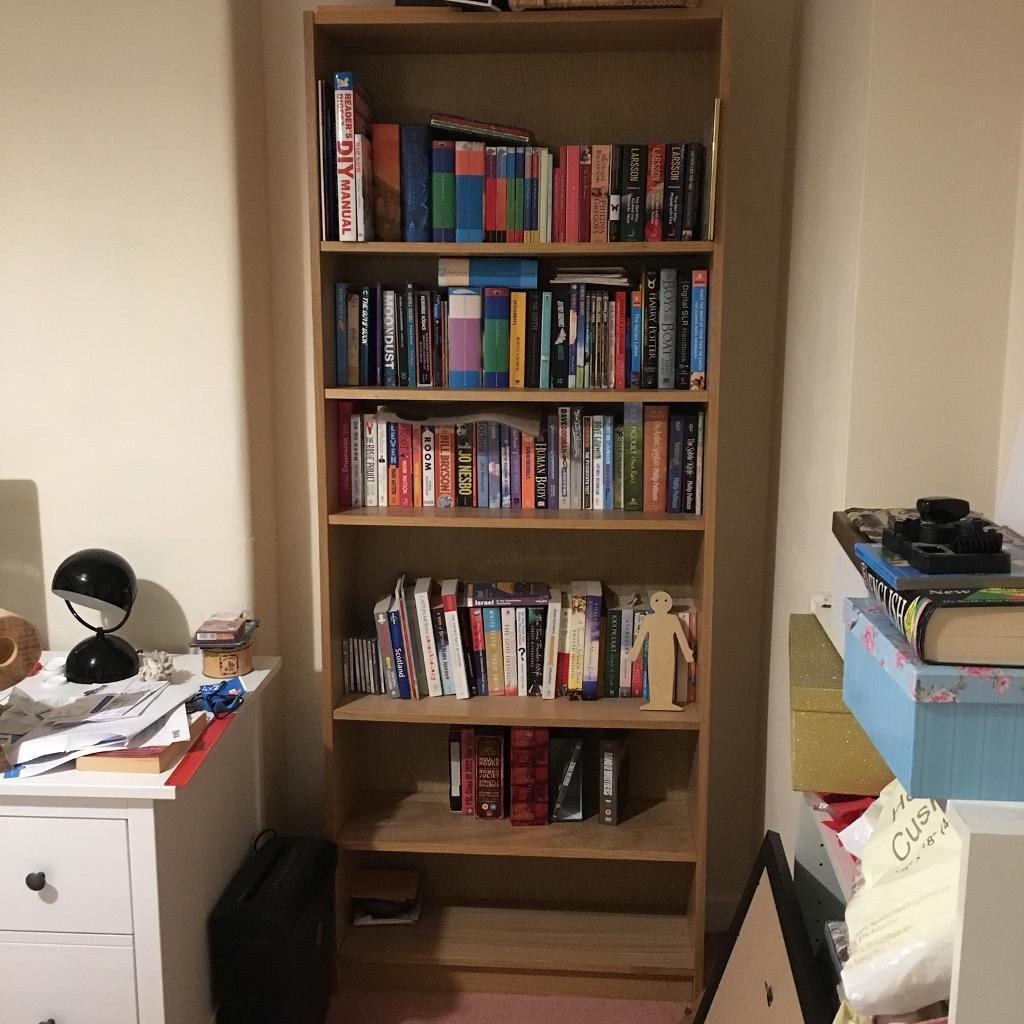 Ikea Billy Bookcase In Balerno Edinburgh Gumtree
