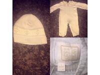 Bundle of designer baby boy clothes