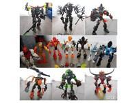 Hero Factory figures