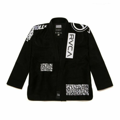 Shoyoroll Suit King White Batch 105, RVCA Suit, Jiu Jitsu Suit, Bjj Gi Suit
