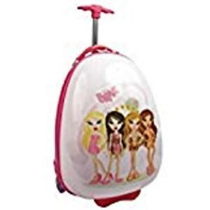 Heys Bratz Dolls Girls Kids Luggage 18 inch Carry on Approved