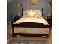 Stag Minstrel Bed Surround King Size