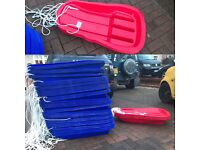 Job lots of snow sleds (all brand new)