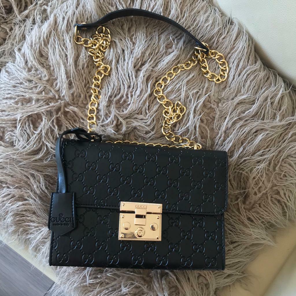 81859fa9241 Designer Gucci GG style crossbody handbag new | in Peterborough ...