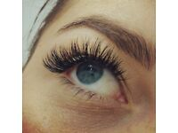 Individual and 3D Russian Volume Eyelash Extensions