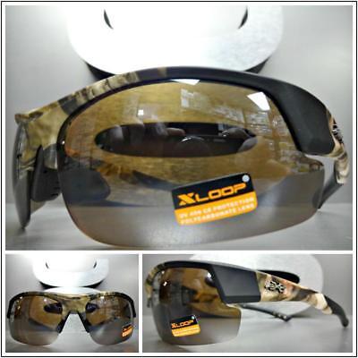 Eyelevel Mens Dallas Sunglasses UV400 UVA UVB Protection Anti Glare Big Lens