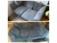 Very good condition two sofa set