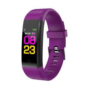 Fitness Tracker Smart Watch Bracelet- Shipping available- 5 colours