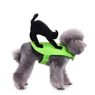 Hundekostüm für Halloween Fasching Party ()