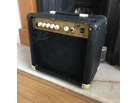 Park practice amp by Marshall