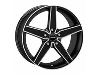 "New / Boxed Autec Delano (Type D) 8,5x20"" 5-Spoke to suit Vauxhall Astra (J) Mokka etc."