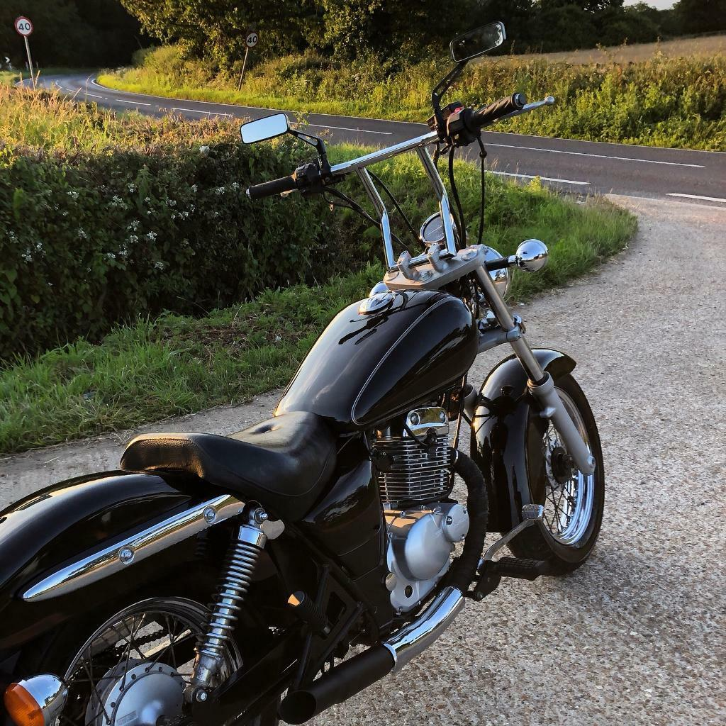 Suzuki Custom Cruiser 125cc Bobber Chopper | in Harlow, Essex | Gumtree