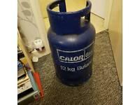 Empty 12kg calor gas cannister