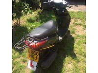 Yamaha vity 125cc QUICK SALE
