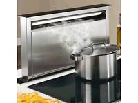 Neff: I99L59N0GB AirDeluxe 300 Downdraft Extractor Hood