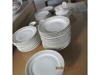 Vintage Fine French Porcelain Dining ware