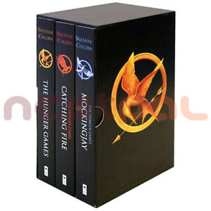 NEW The Hunger Games Trilogy Box Set by Suzanne Collins (Paperback)