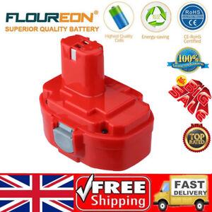 3,0Ah Ni-MH Battery for Makita 1822 1823 1834 1835 PA18 18 Volt Cordless Drill