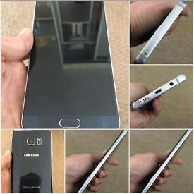 Samsung Galaxy Note 5 Black 32GB Unlocked