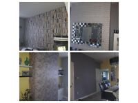Professional Painter, Decorator and tiler