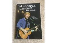 Ed Sheeran Guitar Chord Book