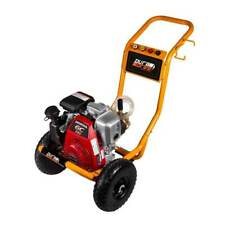 DuraDrive PWGH-2700 2700 PSI Honda Engine Gas-Powered Pressure Washer
