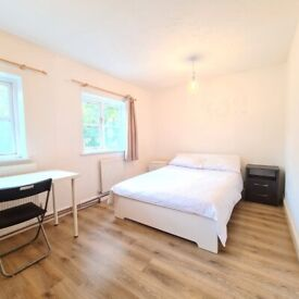Spacious Double Room to Rent in Romney Row, Brent Terrace,NW2. Couple Accepted.