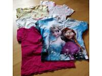 2-3 year old long and short sleeve tops