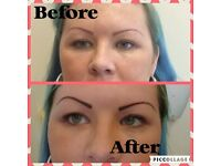 Super Summer Saving- Semi Permanent Eyebrows!