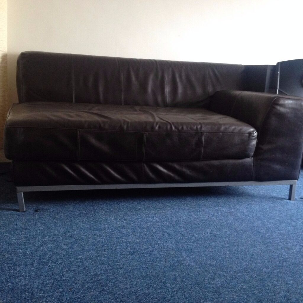Leather Sofa Price: Leather Sofa KRAMFORS IKEA, Low Price.