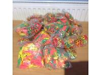 BIG JOBLOT OF TOY BAGS PARTY BIRTHDAY GADGET GIFT FILLER BAG