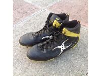 Gilbert Rugby Boots Size 14