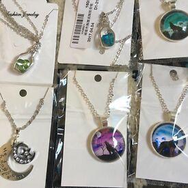 Jewellery pendents