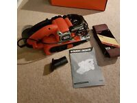 Black and Decker KA88 Belt Sander