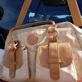 Baby prep machine blender changing bag