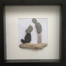 PebbleArt Pictures for sale - valentines gifts