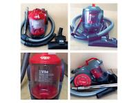FREE DELIVERY VAX BAGLESS CYLINDER VACUUM CLEANER HOOVERS HENRY