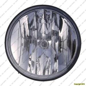Fog Lamp Driver Side 1500/2500/3500 High Quality GMC Sierra 2007-2013
